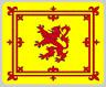 Scotland Lion Rampant Flag 50x60 Polar Fleece Blanket Throw Super Soft
