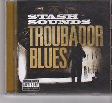 (FR730) Stash Sounds, Troubador Blues - 2011 DJ CD