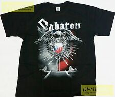 "= t-shirt SABATON - ""CZECH REPUBLIC""- size  M koszulka  [official]"
