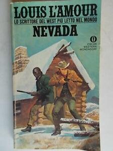 nevadal'amour louisMondadori1986oscar western63far west indiani sceriffo