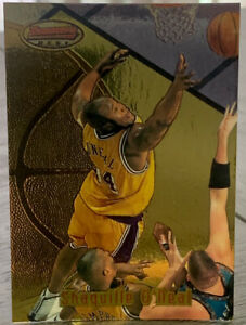 1997 Bowman's Best Shaquille O'Neal #28