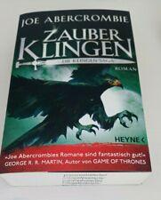 Fantasy -  Zauberklingen Klingen-Romane Bd.8 ? Joe Abercrombie (2020, TB)