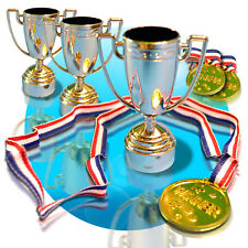 Medaillen Pokale Kindergeburtstag Mitgebsel Sieger Party Preis Medaillien