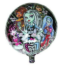 MONSTER HIGH BIRTHDAY PARTY SUPPLIES - HELIUM BALLOON CUTE BABY