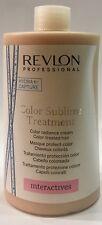 Color Sublime Treatment Tratamiento Protector del Color Revlon 750ML ProfesionaL