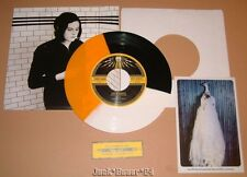 "Jack White Love Interruption Tri Color Vinyl 7"" Single Third Man Records TMR"