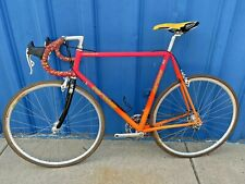 Vintage 90's Serotta Colorado Ii Road Bike 58cm large frame (See Video)