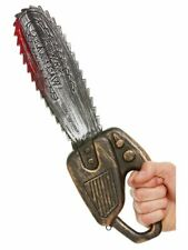 NEW Chainsaw Prop Weapon Smiffy's Halloween Fancy Dress Costume Accessory