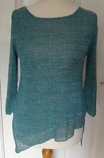 Per Una Women's No Pattern Cotton Blend Jumpers & Cardigans