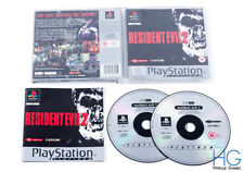 Resident Evil 2 - Sony Playstation 1 PS1 Game & Case PAL