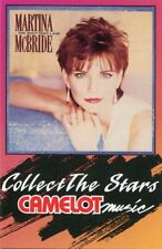 Camelot Music - Collect The Stars 1993 MARTINA McBRIDE promo Card!!!