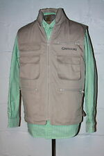 EUC Banana Republic Greystoke The Legend of Tarzan Crew Safari Photo Vest Sz L
