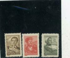 Russia 1958 Scott# 2286-8 Mint NH