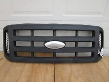 05 06 07 FORD F250 F-250 FRONT GRILLE GRILL WITH EMBLEM SUPER DUTY OEM