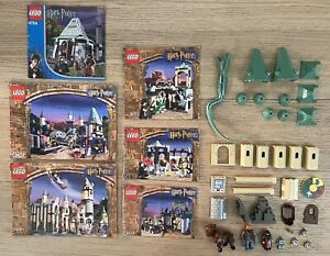 Lego Harry Potter lotto - 4754 - 4735 - 4705 - 4706 - 4709 - 4730 - manuali + pz