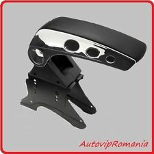 UNIVERSAL CAR ARMREST CONSOLE FOLDING STORAGE NEW BOX BY FIAT  COUPE
