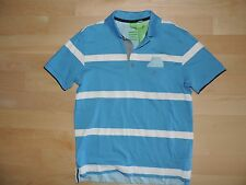 HUGO BOSS GREEN Pocket Square Sailing T-Shirts Blue Polo Paddy 5