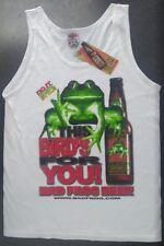BAD FROG BEER Tank Top - BAD FROG BEER Shirt - Beer T-shirt - NEW - Size X Large