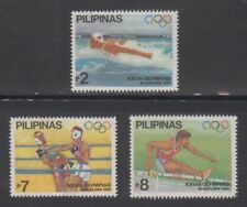 Philippine Stamps 1992 Barcelona Olympics set MNH
