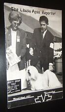 The Lhasa Apso Reporter March April 1991 Great Champion Photos & Articles