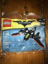 The Lego Batman Movie: The mini batwing set 30524 2017 Polybag bat wing bag BN