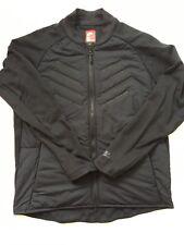 New Nike Sportswear Tech Fleece Aeroloft Bomber Jacket Black 863724 010 sz L