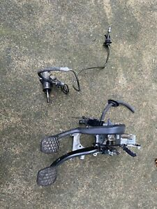 BMW e39 Complete Clutch Pedal Assembly/ Hydraulics 5 Spd Swap Kit 525 530 M5