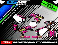 RMZ 250 BOXER Motocross MX ATV QUAD Graphics FULL DECAL Kit deco