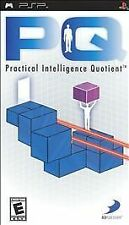 Sony PSP UMD Game PQ: Practical Intelligence Quotient