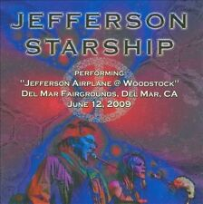 Performing Jefferson Airplane: Woodstock by Jefferson Starship (CD, 2009, Voiceprint Records (UK))