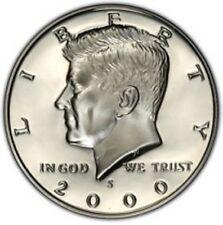 2000-S SILVER  PROOF KENNEDY HALF DOLLAR