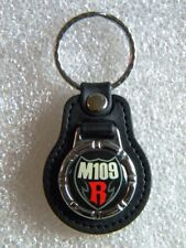 SUZUKI M109R MOTORCYCLE KEY FOB CHAIN KEY RING VZR 1800 POWER CRUISER BOULEVARD