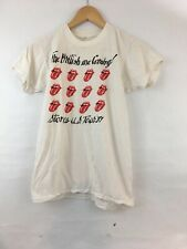 Vintage The Rolling Stones The British Are Coming Tour of America T Shirt Medium