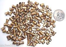 Lot 60 grams 90+ pcs vintage alarm clock brass screws M5 Steampunk repair parts