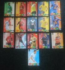 lot de 16 Trading cartes PANINI LIGUE 1  2010  ADRENALYN   STAR PLAYER