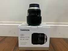 Tamron SP F013 45mm F/1.8 VC Di USD Lens For Nikon (Lightly Used)