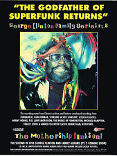 Various Artists V/A ‎– George Clinton Family Series Pt. 2 Music Ad Advert 1993