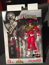 Mighty Morphin Power Rangers Legacy Armored Red Ranger Jason Gamestop Exclusive