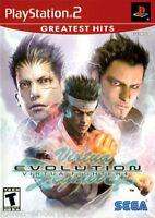 Virtua Fighter 4: Evolution (Playstation 2) PS2
