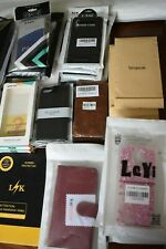 Wholesale Bulk 100 Phone Cases Screen Protectors Samsung iPhone Huawei