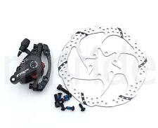 TRP Spyke MTB bike Mechanical Front Disc Brake Caliper w/adapter+160mm Trp rotor