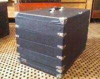 Louis Vuitton, malle mallette marmotte, trunk,