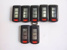 Locksmith LOT 7 OEM MITSUBISHI SMART KEY keyless entry remote fob transmitters
