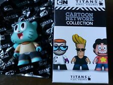 Cartoon Network Collection Titans Vinyl Figures Gumball 1/20 New Box Wrapper