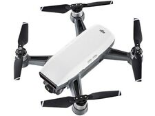 DJI Spark/1080p Camera Drone  White/charger/2 batteries/extra propellers