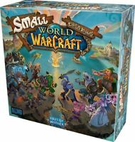 Asmodee Days of Wonder Small World of Warcraft, Kenner-Spiel, Deutsch NEU & OVP