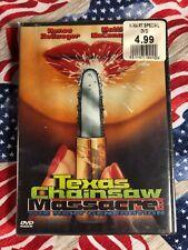 The Texas Chainsaw Massacre: The Next Generation (Dvd1999) Nip �🎥
