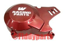 PIT BIKE RED W RACING PARTS IGNITION / FLYWHEEL ENGINE COVER 110 125 140 160
