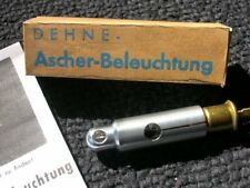 DEHNE DASHBOARD LAMP LIGHT ASHTRAY GAS GAUGE VOLKSWAGEN VW SPLIT OVAL MB 190SL