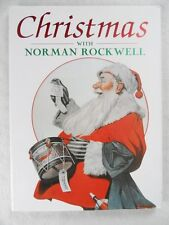 Christmas with Norman Rockwell by John Kirk 1996, Hardcover